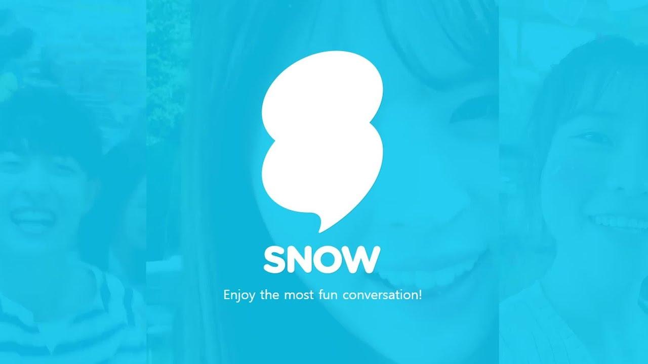 SNOW \u2013 Ứng dụng chụp ảnh , quay video siêu hài hước