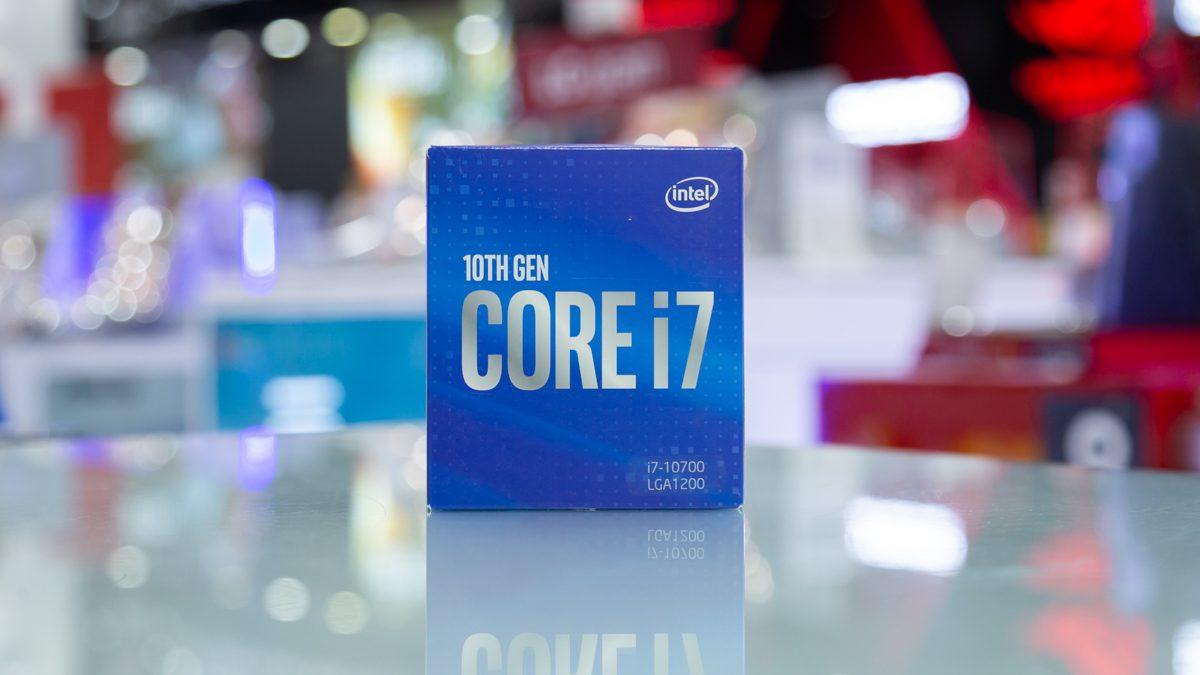 bộ xử lý i9-10900
