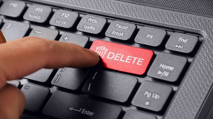 Delete it right before you recycle - Telegraph India