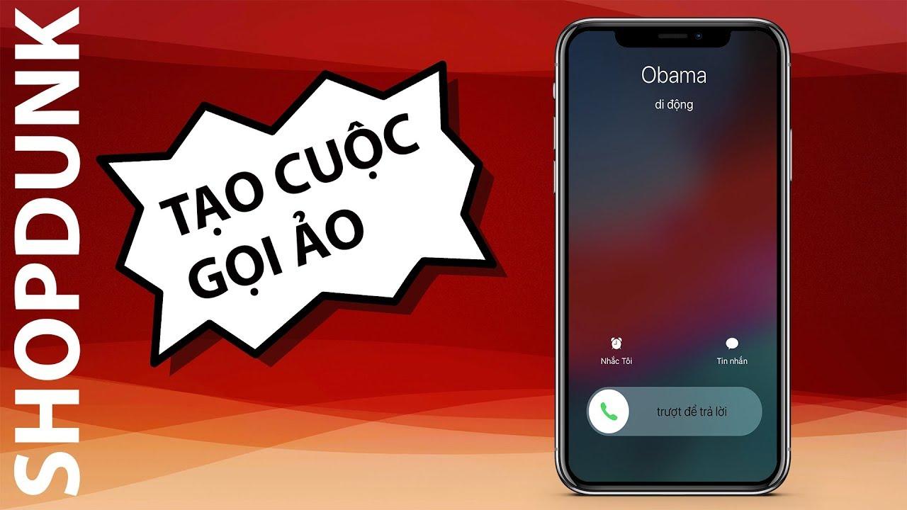 Tạo Cuộc Gọi Ảo Trên iPhone - Fake Call - YouTube