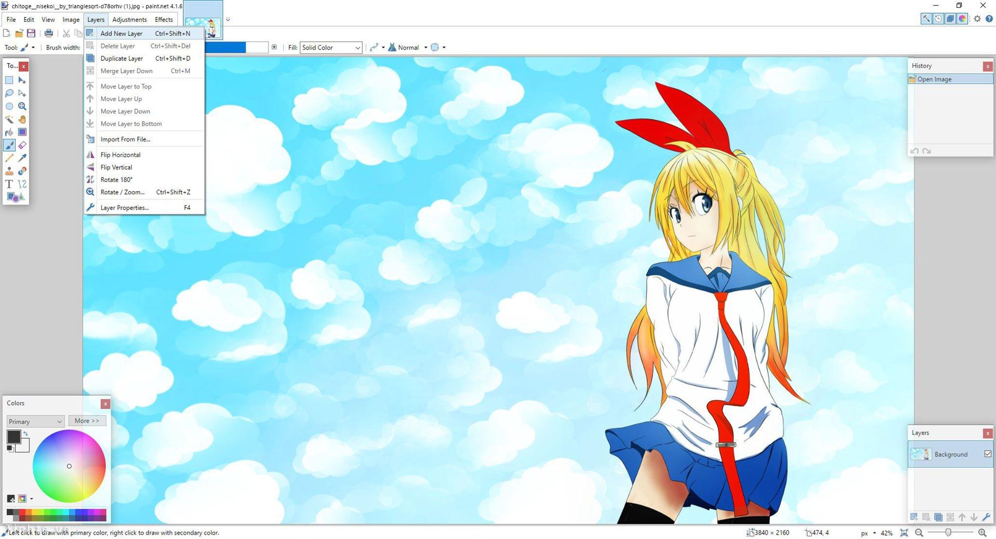 7 phần mềm thay thế Microsoft Paint trên Windows 10   Tinh tế