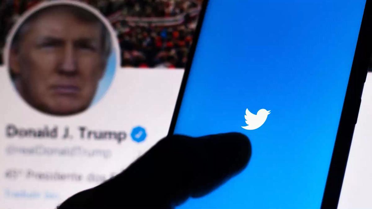Tài khoản Twitter của Trump có thể mất đặc quyền - VnExpress Số hóa