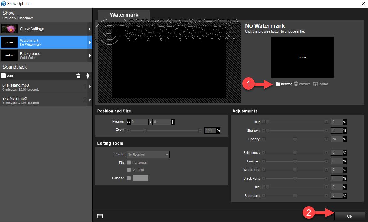 Cách chèn hình mờ watermark vào video hiệu quả