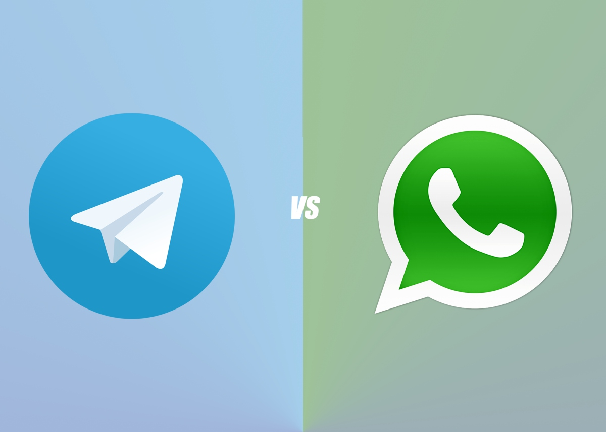 Telegram Web vs WhatsApp Web we compare the services of WhatsApp and  Telegram for browsers