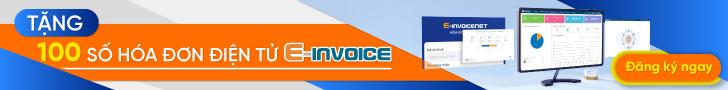 Quản cáo phần mềm hóa đơn điện tử