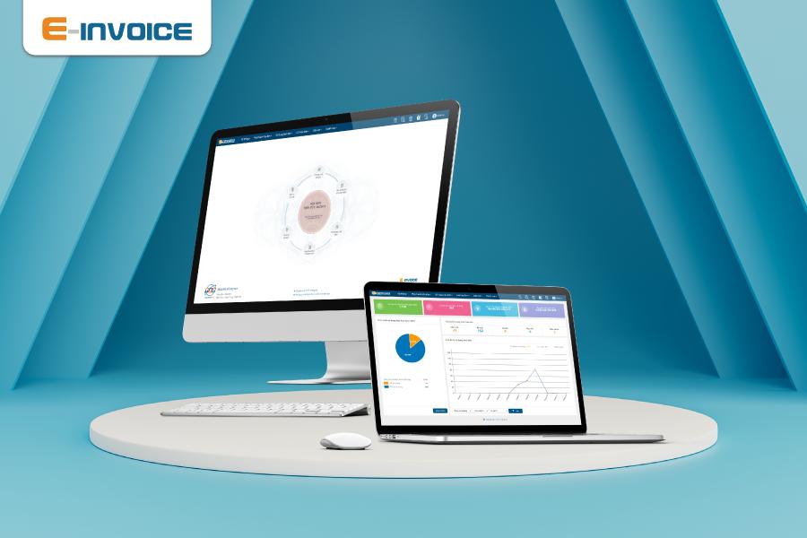 Tra cứu hóa đơn điện tử E-invoice trên website.