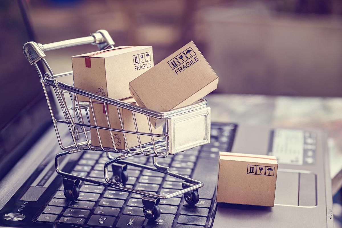 Những ứng dụng mua sắm online
