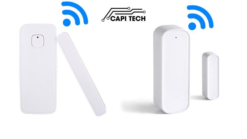 Thiết bị báo trộm sử dụng cảm biến wifi hiện đại